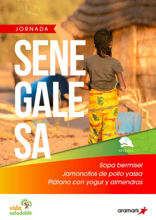 Jornada Gastronomica Senegal